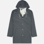 Мужская куртка дождевик Stutterheim Stockholm Charcoal фото- 0