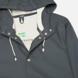 Мужская куртка дождевик Stutterheim Stockholm Charcoal фото- 1