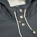 Мужская куртка дождевик Stutterheim Stockholm Charcoal фото- 2