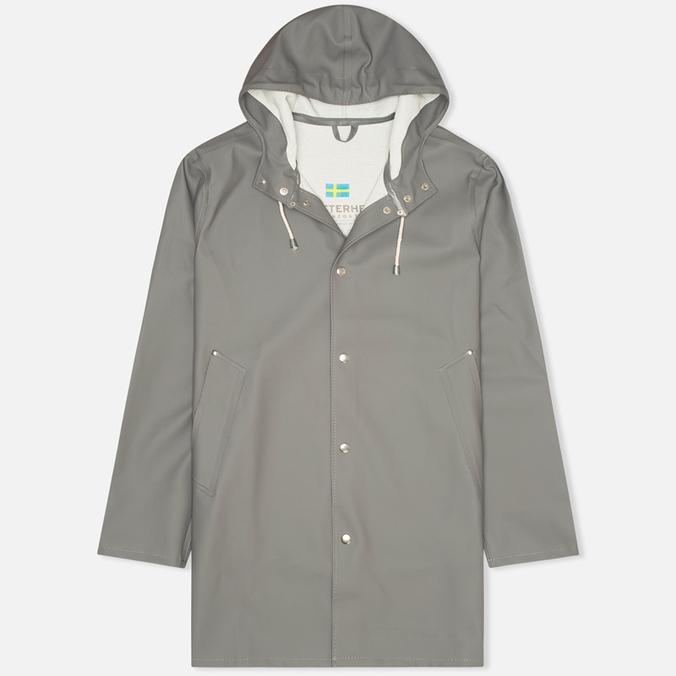 Мужская куртка дождевик Stutterheim Stockholm Grey