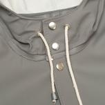 Мужская куртка дождевик Stutterheim Stockholm Grey фото- 2