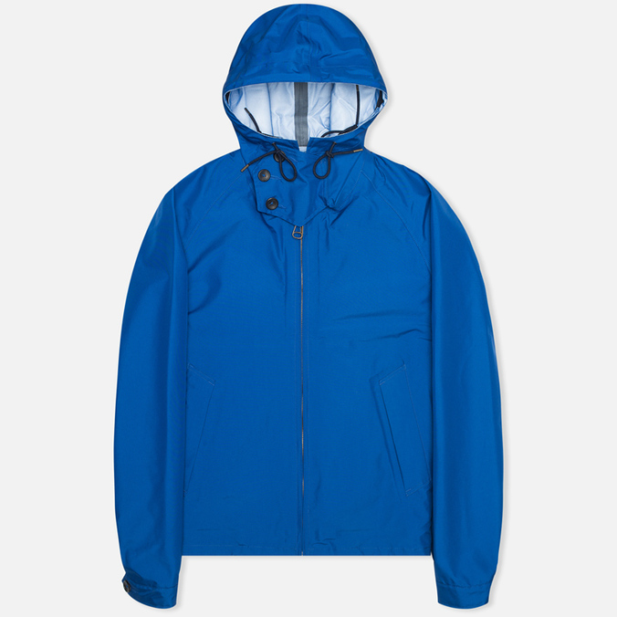 Ten C 3L Anorak Jacket Blue