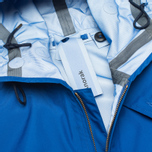 Ten C 3L Anorak Jacket Blue photo- 4