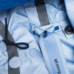 Ten C 3L Anorak Jacket Blue photo- 5