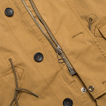 Ten C Deck Parka Jacket Desert photo- 4