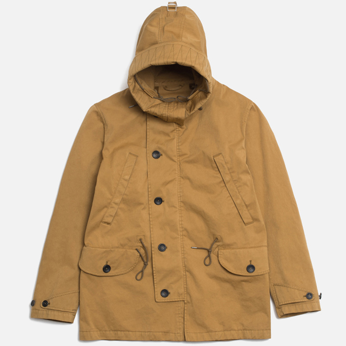 Ten C Deck Parka Jacket Desert