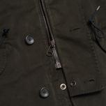 Мужская куртка Ten C Deck Parka Olive фото- 4