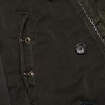 Мужская куртка Ten C Deck Parka Olive фото- 5