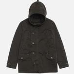Мужская куртка Ten C Deck Parka Olive фото- 0