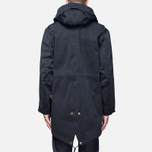 Мужская куртка Ten C Parka Dark Navy фото- 4