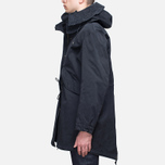 Мужская куртка Ten C Parka Dark Navy фото- 2