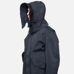 Мужская куртка Ten C Parka Dark Navy фото- 7