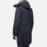 Мужская куртка Ten C Parka Dark Navy фото- 3
