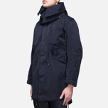 Мужская куртка Ten C Parka Midnight Blue фото- 5