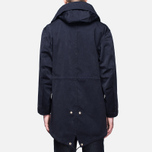 Мужская куртка Ten C Parka Midnight Blue фото- 4