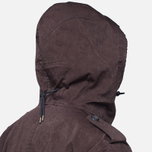 Мужская куртка Ten C Smock Snow Burgundy фото- 8