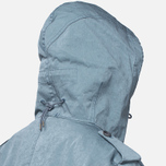 Мужская куртка Ten C Smock Snow Cadet Blue фото- 8