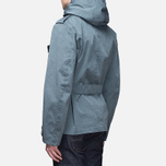 Мужская куртка Ten C Smock Snow Cadet Blue фото- 3