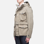 Мужская куртка Ten C Smock Snow Khaki фото- 1