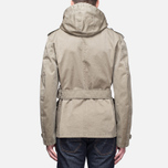 Мужская куртка Ten C Smock Snow Khaki фото- 4