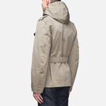Мужская куртка Ten C Smock Snow Khaki фото- 3