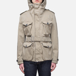 Мужская куртка Ten C Smock Snow Khaki фото- 5