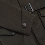 Мужская куртка Ten C Smock Snow Olive фото- 4