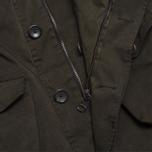 Мужская куртка Ten C Smock Snow Olive фото- 3