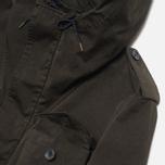 Мужская куртка Ten C Smock Snow Olive фото- 5
