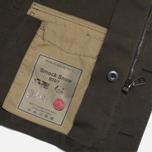 Мужская куртка Ten C Smock Snow Olive фото- 7