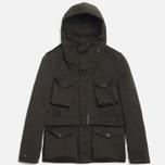 Мужская куртка Ten C Smock Snow Olive фото- 0