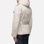 Мужская куртка Ten C Smock Snow Tan фото- 3