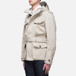 Мужская куртка Ten C Smock Snow Tan фото- 1