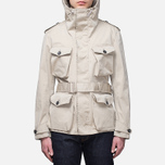 Мужская куртка Ten C Smock Snow Tan фото- 6