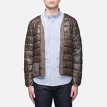 Мужская куртка подкладка Ten C The Liner Brown фото- 0