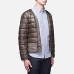 Мужская куртка подкладка Ten C The Liner Brown фото- 1