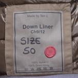 Мужская куртка подкладка Ten C The Liner Brown фото- 4