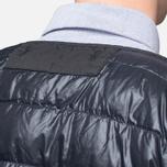 Мужская куртка подкладка Ten C The Liner Navy фото- 3
