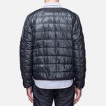 Мужская куртка подкладка Ten C The Liner Navy фото- 2