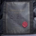Мужская куртка подкладка Ten C The Liner Navy фото- 4