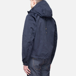 Мужская куртка Ten C Wind Shirt Navy фото- 2