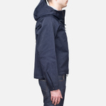 Мужская куртка Ten C Wind Shirt Navy фото- 4