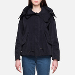 Женская куртка Ten C Short Parka Navy фото- 0