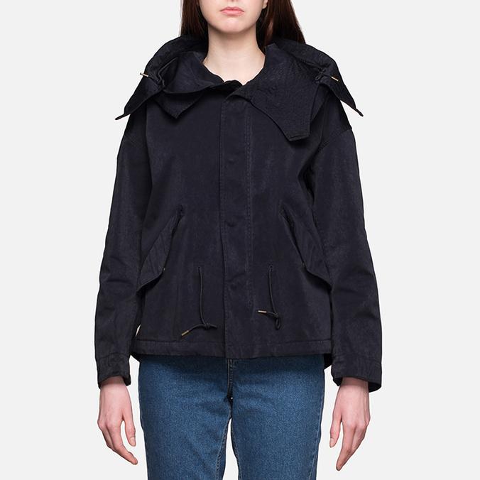 Женская куртка Ten C Short Parka Navy