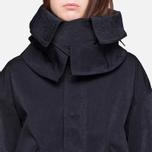 Женская куртка Ten C Short Parka Navy фото- 6