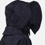 Женская куртка Ten C Short Parka Navy фото- 8