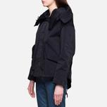 Женская куртка Ten C Short Parka Navy фото- 1