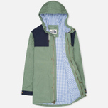 Мужская куртка парка The North Face 1985 Heritage Mountain Laurel Wreath Green/Cosmic Blue фото- 1