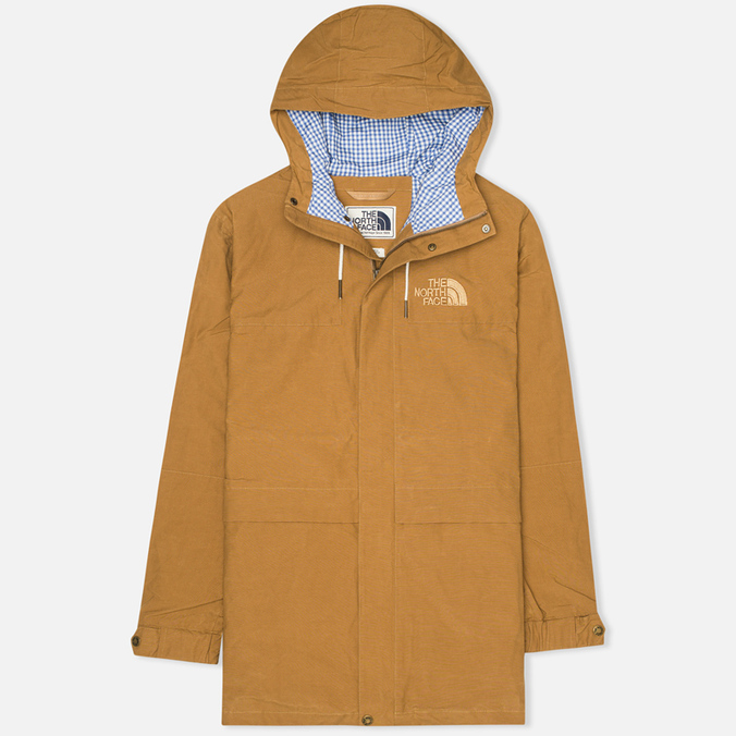 Мужская куртка парка The North Face 1985 Heritage Mountain Utility Brown