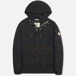 Мужская куртка ветровка Uniformes Generale Cali Shell Black фото- 0